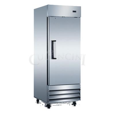 Solid Door Reach In Freezers