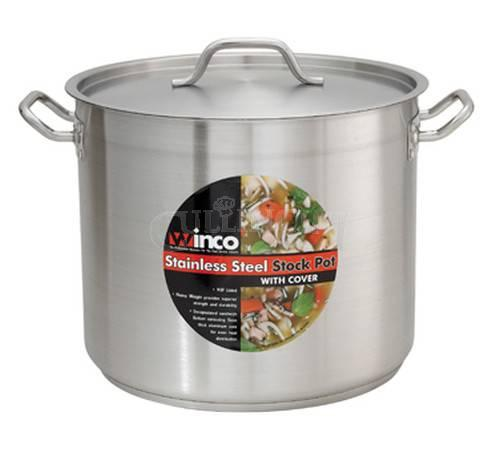 Stainless Stock Pots/Sauce Pans