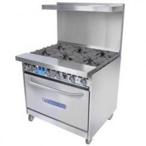 Bakers Pride-BAK-36BP6BS30-22