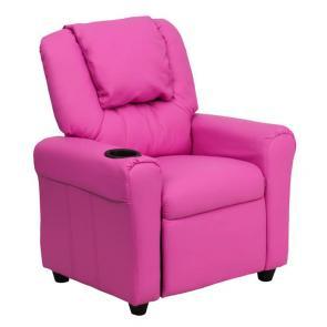 Flash Furniture-FLA-DG-ULT-KID-HOT-PINK-GG-21