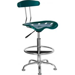 Flash Furniture-FLA-LF-215-GREEN-GG-21