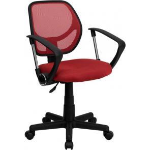 Flash Furniture-FLA-WA-3074-RD-A-GG-21
