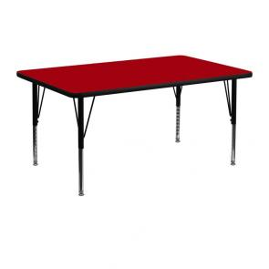 Flash Furniture-FLA-XU-A2448-REC-RED-T-P-GG-21