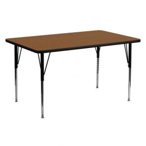 Flash Furniture-FLA-XU-A2460-REC-OAK-H-A-GG-21
