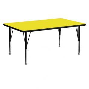 Flash Furniture-FLA-XU-A2460-REC-YEL-H-P-GG-21
