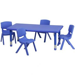 Flash Furniture-FLA-YU-YCX-0013-2-RECT-TBL-BLUE-R-GG-21